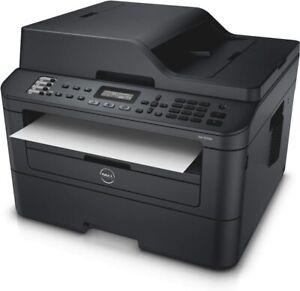 Dell E515dn Multifunktionsgerät Drucker Scanner Kopierer Fax s/w LAN Duplex
