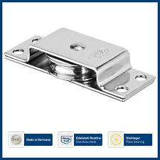 Sprenger Liegeblock 4mm mit Gleitlager