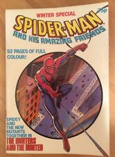 Spider-man and his Amazing Friends Marvel Comics UK Winter Special 1983 - Good