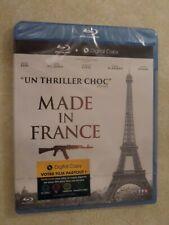 Made in France' Blu-ray New Sealed French Language Malik Zidi