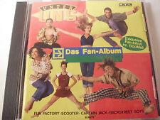 UNTER UNS DAS FAN-ALBUM mit FUN FACTORY, CAPTAIN JACK, SCOOTER, BACKSTREET BOYS,