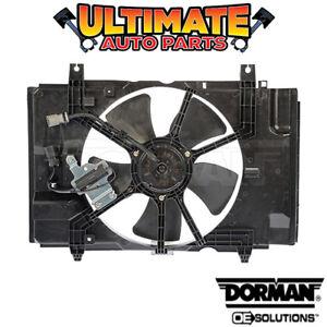 Radiator Cooling Fan (1.8L 4 Cylinder) for 2012 Nissan Versa (Hatchback)
