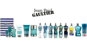 Jean Paul Gaultier Le Male,Terrible,Le Beau Male Collection Each Sold Separately