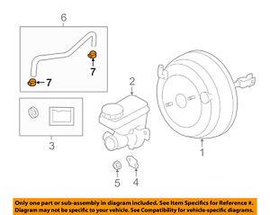 SUBARU OEM 12-15 Impreza-Vacuum Hose Clamp 092316502
