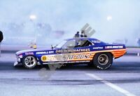 Don Schumacher Stardust Cuda Funny Car Drag Racing 13x19 Poster Photo 107