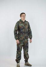 Rus Army Oversuit Jacket&Pants BUNDESWEHR FLECKTARN (viscose)