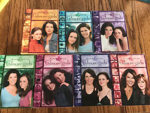 Gilmore Girls Complete TV Series Seasons 1-7 DVD Collection Boxed Sets