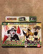 Digimon Xros Wars Darkknightmon Axeknightmon Skullknightmon Bandai Figure