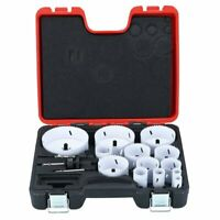 49-22-4105 19pcs Master Electrician's Hole Saw Kit with Carrying Case WW