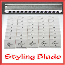 Hair Shaping, Thinning , Cutting, Styling, Texturizing Razor Blades 200pcs
