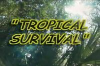 OFFICIAL SURVIVAL TRAINING  DVD 8 FILMS 2 1/2 HOURS