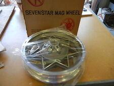NOS Henry Abe Seven Star Mag 3.00 x 16 Disc Rear Wheel Rim Honda CB750 Cafe