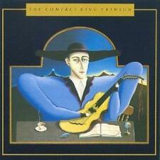 THE COMPACT KING CRIMSON  eg records EGLP 68  2 LP 1986