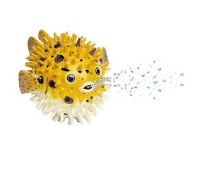 Puffer Fish Toy Figure Collectable Figure