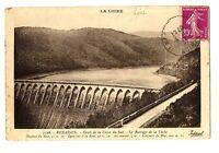 CPA 42 Loire Renaison Le Barrage de la Tâche