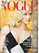 VOGUE MAGAZINE MAY 2011 REESE WITHERSPOON (FN/VF)