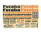 Futaba Decal Sheet (Aircraft) [FUTEBB1180]
