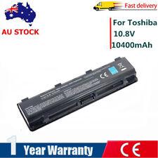 10400mAh Battery For TOSHIBA Satellite Pro L850 C850 L830 L870 S855 S875 AU