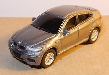 MICRO METAL TYPE SCHUCO HO 1/87 G-POWER BMW X6 M TYPHOON 750 CV 4.4L V8 300 km/h