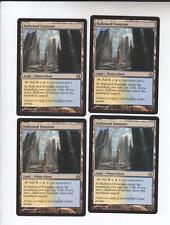 4x - NM 4 Hallowed Fountain Return to Ravnica - Magic MTG BONUS FREE RARE FOIL