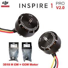 DJI Inspire 1 PRO V2.0 RC Camera Drone WM610 3510 H Brushless CW CCW Motor