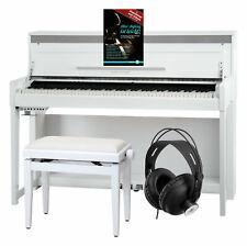 88 Tasten Digital E-Piano E-Klavier Piano Bank Kopfhörer Schule Keyboard Set