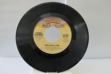 """45 RECORD 7""""- DONNA SUMMER - ONCE UPON A TIME"""