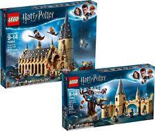 LEGO Harry Potter 75954 75953 Hogwarts Ron Weasley Lord Voldemort N10/18