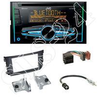 JVC KW-R920BT 2-DIN USB Bluetooth Radio Smart ForTwo BR451 09/2010-12/2014 SET