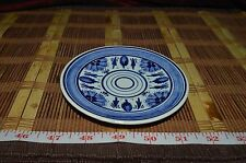 Delft Blue & white Saucer Made in Holland 4 3/4""