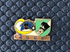 PINS BADGE FOOTBALL SOCCER ASSE SAINT ETIENNE VS