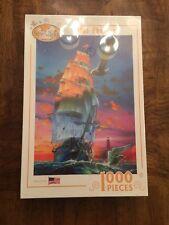"""New & Sealed!  Serendipity 1000 pc puzzle """"Blue Phantom"""""""