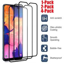 For Samsung Galaxy A10e A20S A30 A51 Clear Full Tempered Glass Screen Protector
