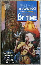 A Whisper of Time by Paula E. Downing PB 1st Del Rey - lost horizons