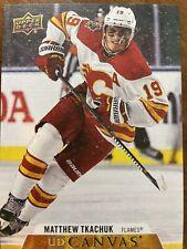 20-21 UD Series 2 Hockey Canvas C133 Matthew Tkachuk
