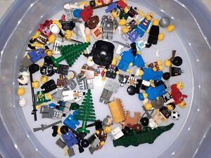 Lego Figuren Konvolut Zubehör
