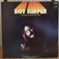 Roy Harper Folkjokeopus Rare Folk Psych Vinyl LP 1969 World Pacific