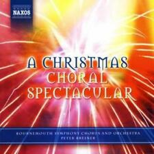 Various Composers : Christmas Choral Spectacular, A (Breiner) CD (2004)