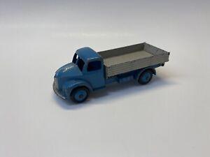 Vintage Dinky Toys No. 414 Meccano Ltd  Blue Dodge Wagon Tipper Dump Truck