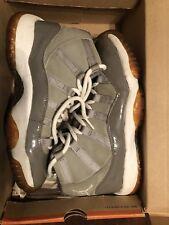 Air Jordan 11 Cool Grey 2001 Size 7 MEN 136046-011
