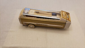 Electrolux 1401 Super J Gold Jubilee Canister Vacuum Main Unit Only WORKING!