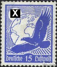 Imperio Alemán 531x usado 1934 Correo aéreo