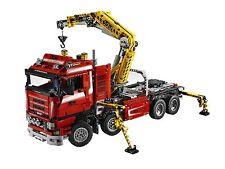 Lego Technic 8258 Le camion-grue