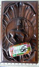 GOTHIC Centaur chewbacca yeti werewolf statue art sagittarius alien ancient wood