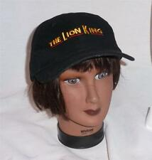 Disney's The Lion King Broadway Musical Black Cotton Ball Cap