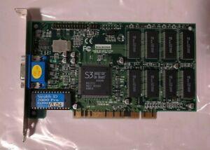 Diamond Stealth 3D 2000 PRO 4MB PCI VGA Video Card -  22030229-001  23030229-401