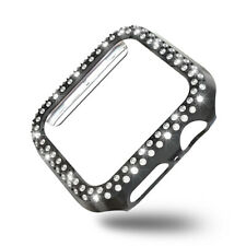 Para Apple Watch SE/6 5 4 Series 3 2 Bling Protector Funda 38/40/42/44mm