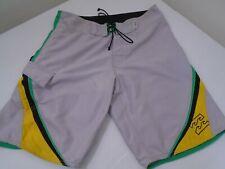 Mens BILLABONG Board Shorts Swim Trunks Size 32    #0444