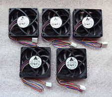 Delta 70mm X 15mm Replacement CPU Fans 4 Pin PWM 41 CFM AFC0712DB