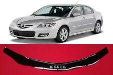 Hood Deflector Protector Bonnet Guard Mazda 3 SD 03-08 Brand New